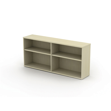 Universal Double Bookcase