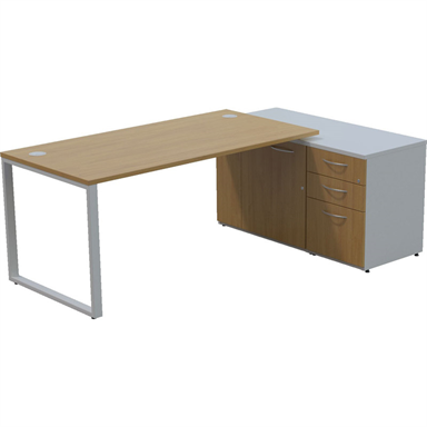 Ambus Executive Corner Desk 1